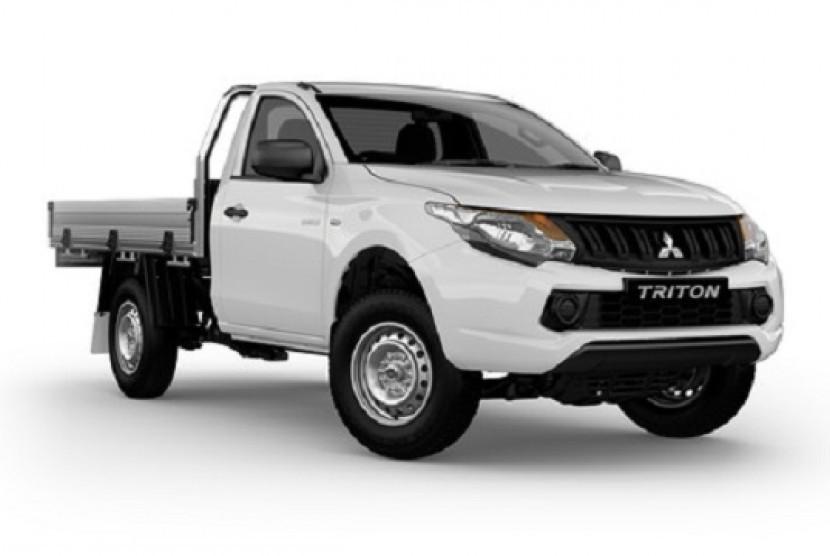 New Triton GLX 4x2 Single Cabin