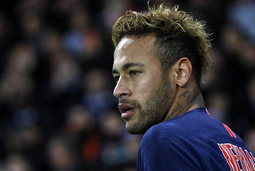 Pemain Dikabarkan Desak Presiden Barcelona Pulangkan Neymar Republika Online