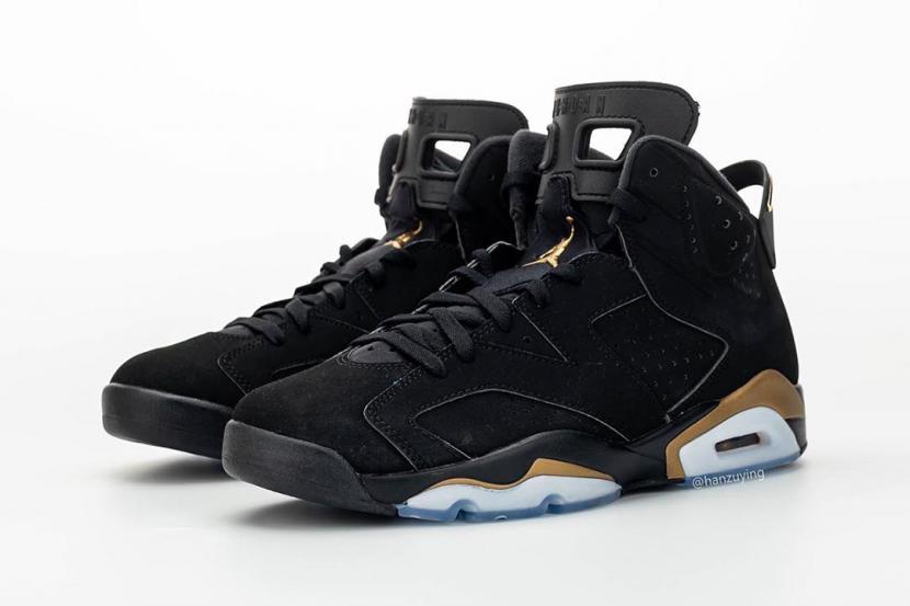 Sepatu Air Jordan Pertama Terjual Rp 8
