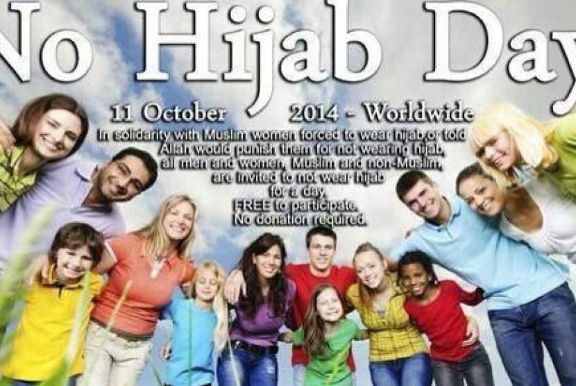 No Hijab Day