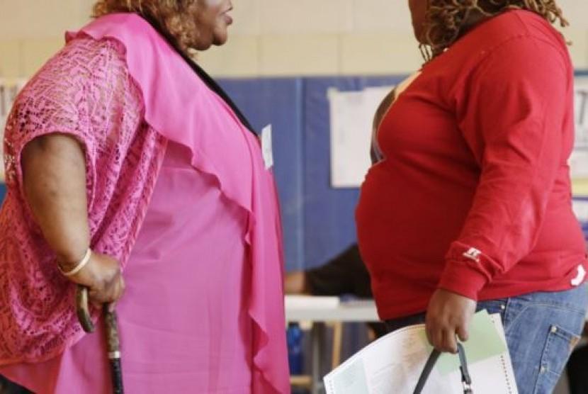 Para wanita yang punya berat badan lebih punya risiko kanker payudara lebih besar. (ilustrasi)