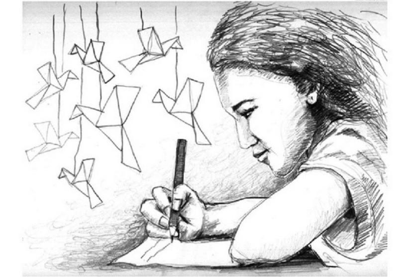 Obituarium Origami (Cerpen)