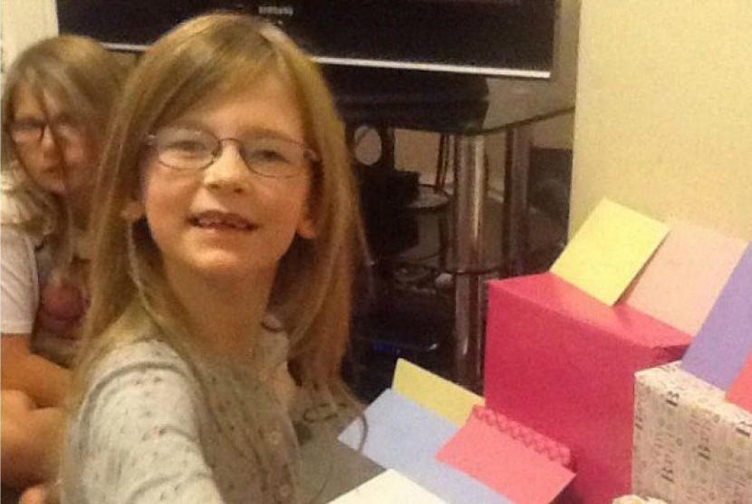 Gadis Bionik Berkromosom 6 Ini Sakti   Republika Online