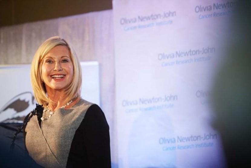 Olivia Newton-John pertama kali didiagnosa mengidap kanker payudara 25 tahun lalu.