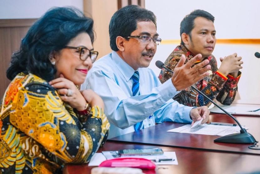 omite III DPD RI melakukan kunjungan kerja dalam rangka uji sahih Rancangan Undang-Undang tentang Lanjut Usia (RUU Lansia).