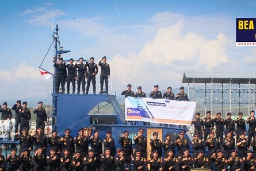Operasi Patroli Laut Jaring Wallacea.