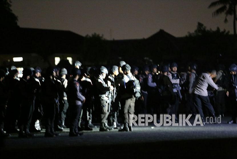 Operasi pembebasan sandera Mako Brimob