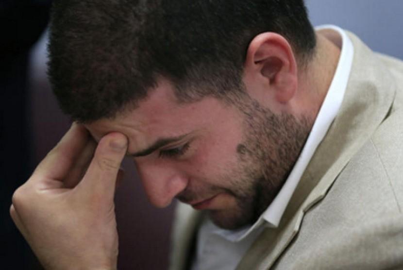 Osama Mursi, putra presiden terguling Mohammed Mursi.