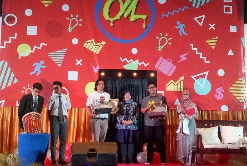 OSIS Al Kausar Boarding School Sukabumi menyelenggarakan Alphaseismic yang ke-7 di kampusnya, Jalan Habib, Desa Babakan Jaya, Kecamatan Parungkuda, Kabupten Sukabumi, Senin (19/2) hingga Sabtu (24/2).
