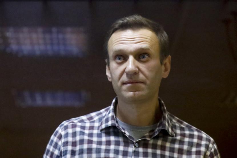 Pemimpin oposisi Rusia Alexei Navalny.