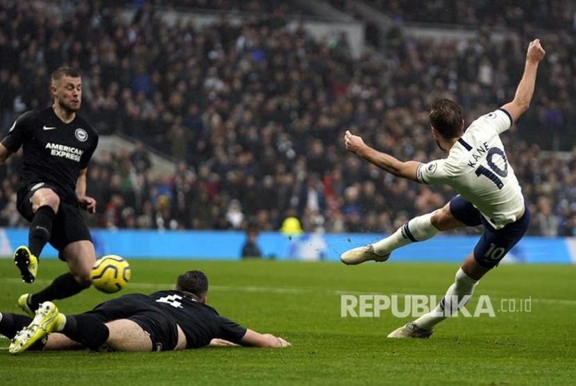 Karena Trofi, Kane Bisa Tinggalkan Tottenham