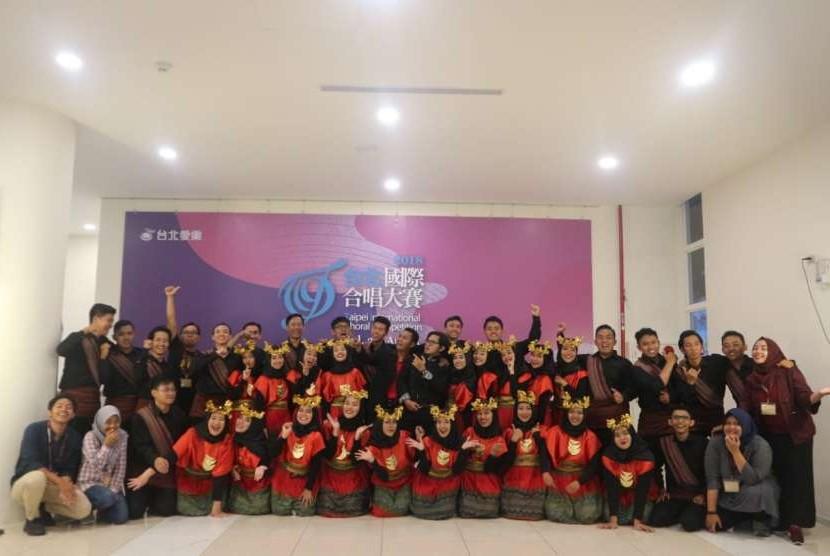 Paduan Suara Mahasiswa Universitas Muhammadiyah Yogyakarta, Sunshine Voice Choir di Taipei.