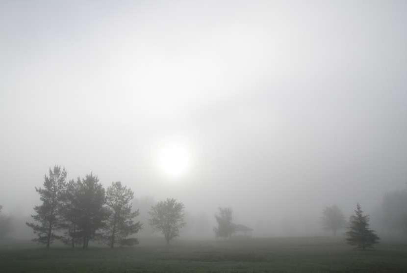 Pagi yang dingin/ilustrasi