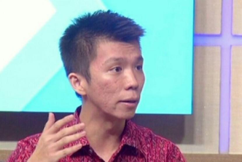 Pakar digital Anthony Leong