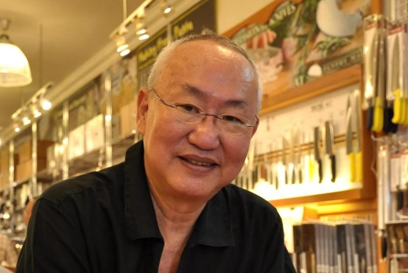 Pakar kuliner William Wongso