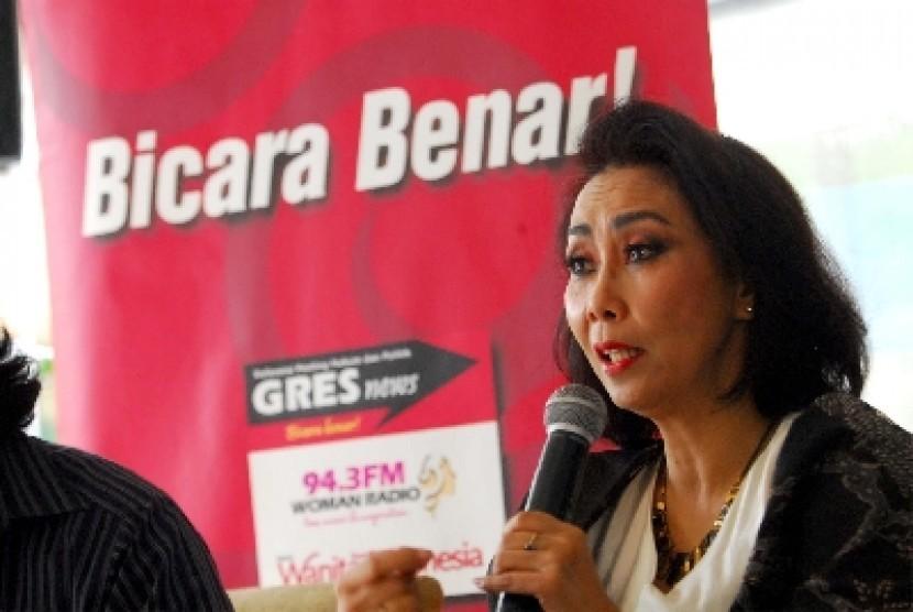 Pakar tindak pidana pencucian uang Universitas Trisakti Yenti Garnasih.