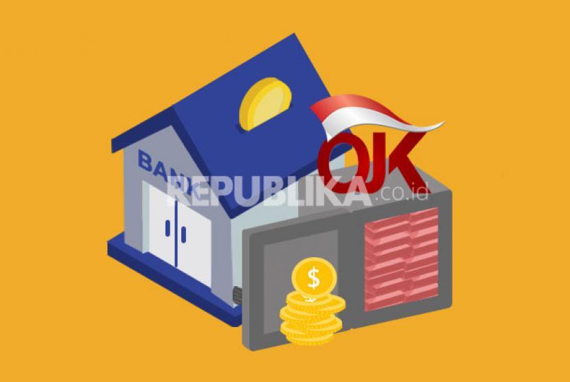 Otoritas Jasa Keuangan (OJK) mencatat restrukturisasi kredit perbankan telah mencapai Rp 655,84 triliun dari 6,27 juta debitur.