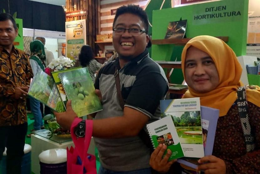 Pameran pertanian di Yogyakarta