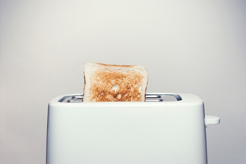 Panggangan roti.