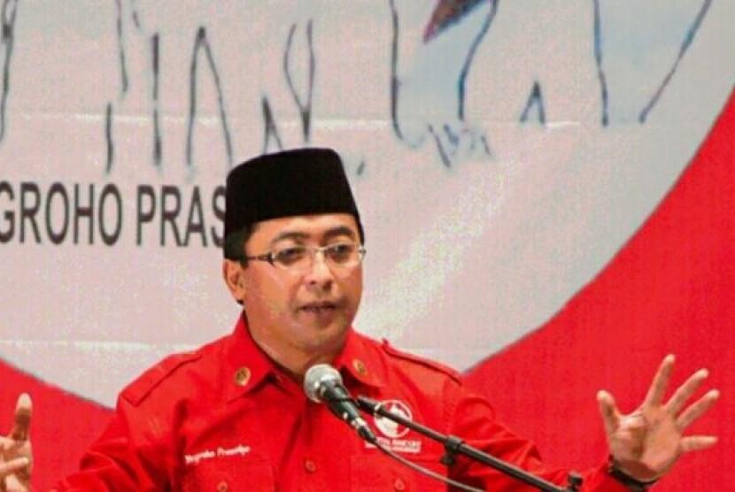 Panglima Besar Front Pembela Rakyat (FPR) Nugroho Prasetyo