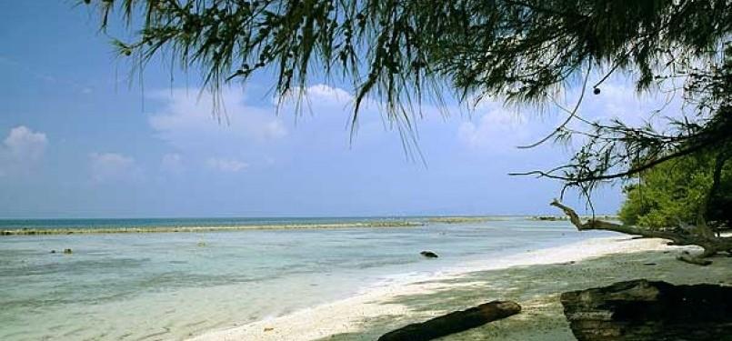 Pantai Anyer, obyek wisata terfavorit di Provinsi Banten