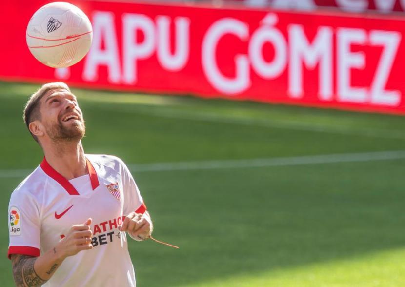 Cetak Gol, Papu Gomez Mengaku Langsung Nyaman di Sevilla