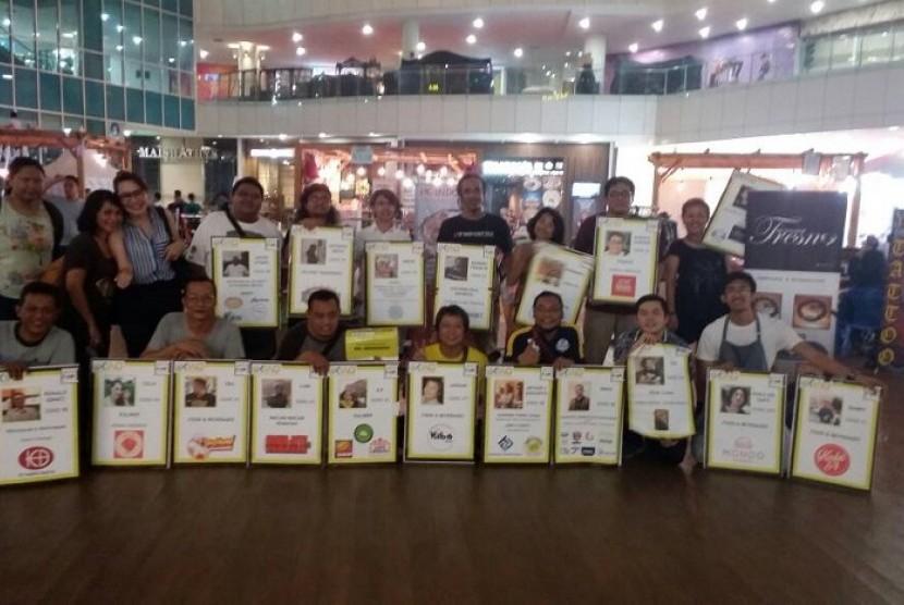 para anggota Komunitas Wirausaha Gonzaga