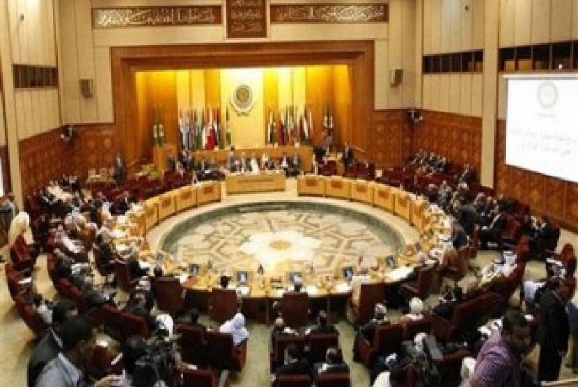 Liga Arab (ilustrasi).