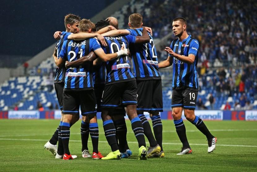Gomez: Atalanta Makin Matang di Liga Champions | Republika Online