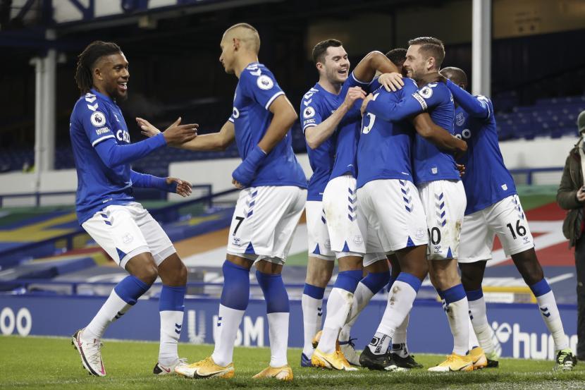 Everton Dalam Performa Terbaik
