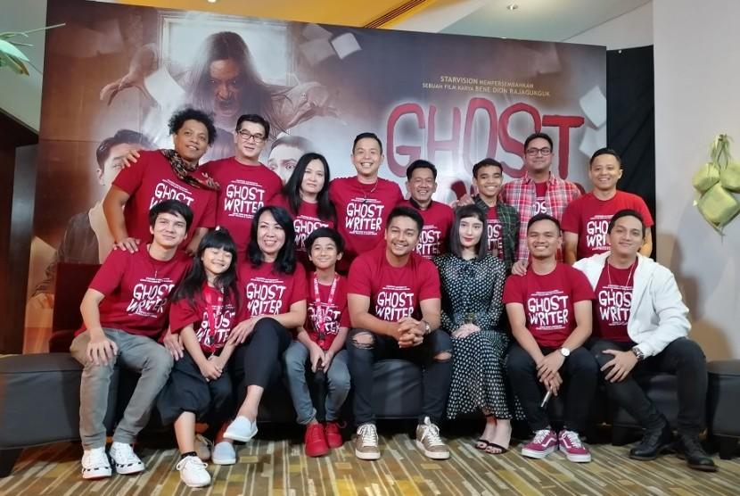 Para pemain film Ghost Writer.
