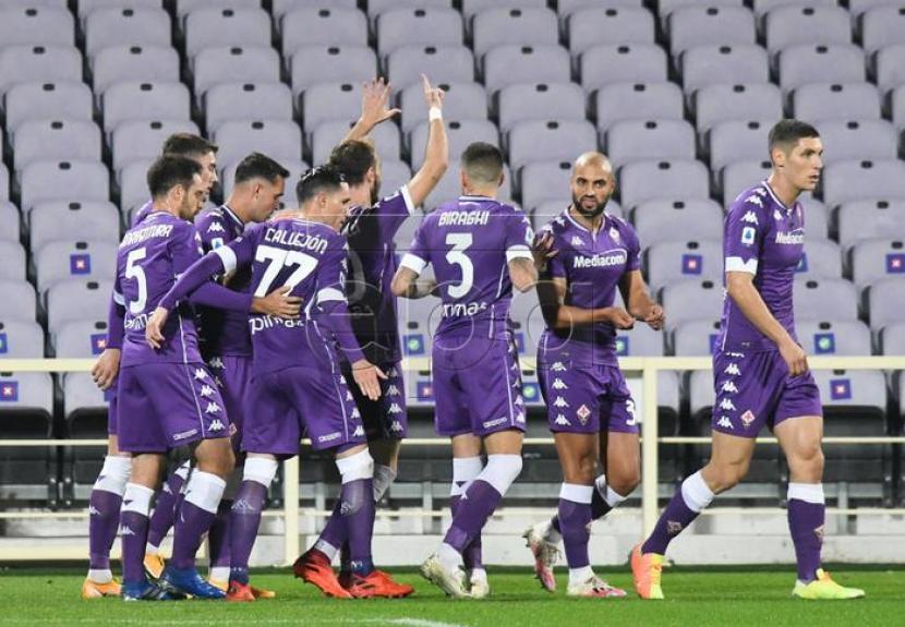 Fiorentina Pimpin Sementara 2-1 Atas Udinese   Republika Online