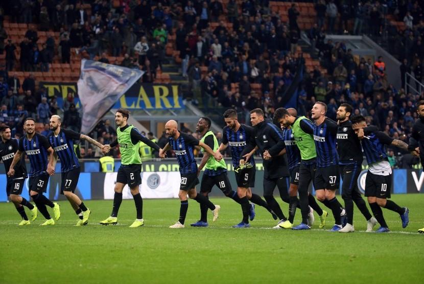 Para pemain Inter Milan.
