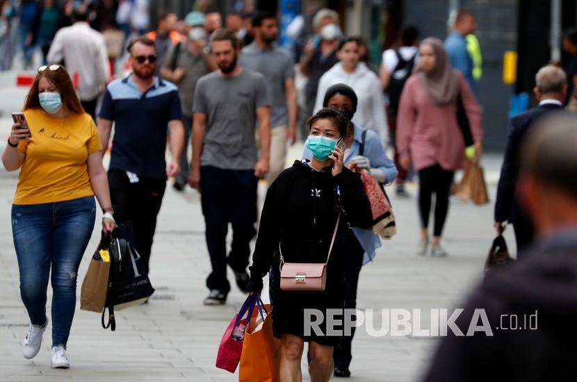 Finlandia Rilis Rekomendasi Pemakaian Masker di Ruang Publik