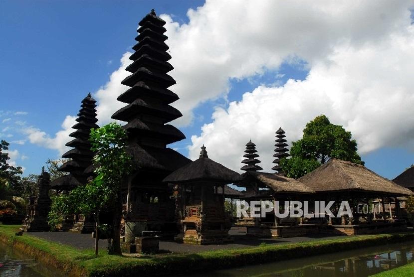 Pariwisata di Bali (ilustrasi)