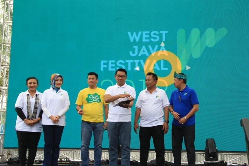 Pariwisata, Lokomotif Pembangunan Masa Depan Jawa Barat