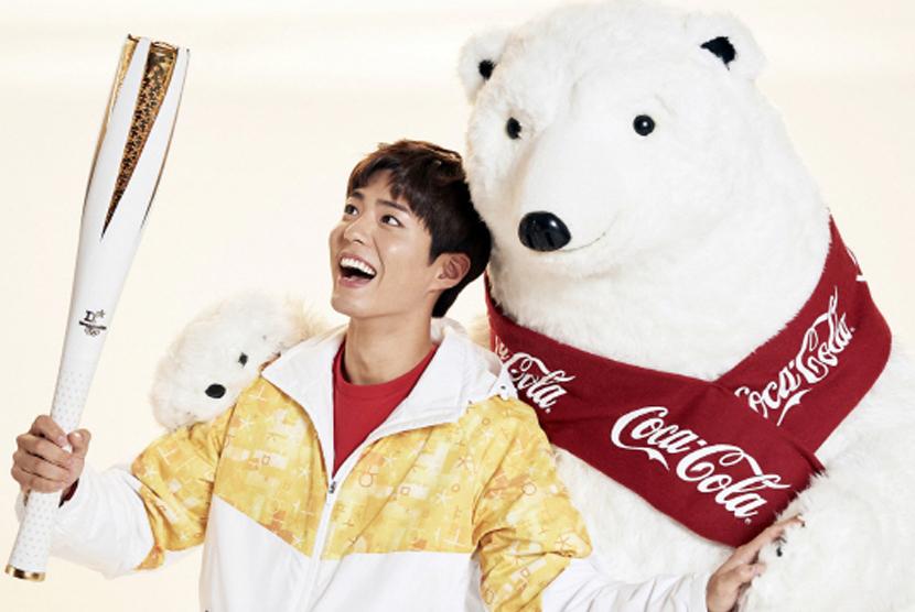 Park Bo Gum duta Olimpiade 2018 PyeongChan.