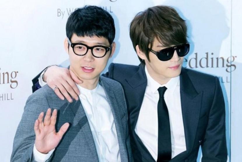 Park Yoo Chun dan Kim Jae Joong, seleb Korea pemilik apartemen mewah
