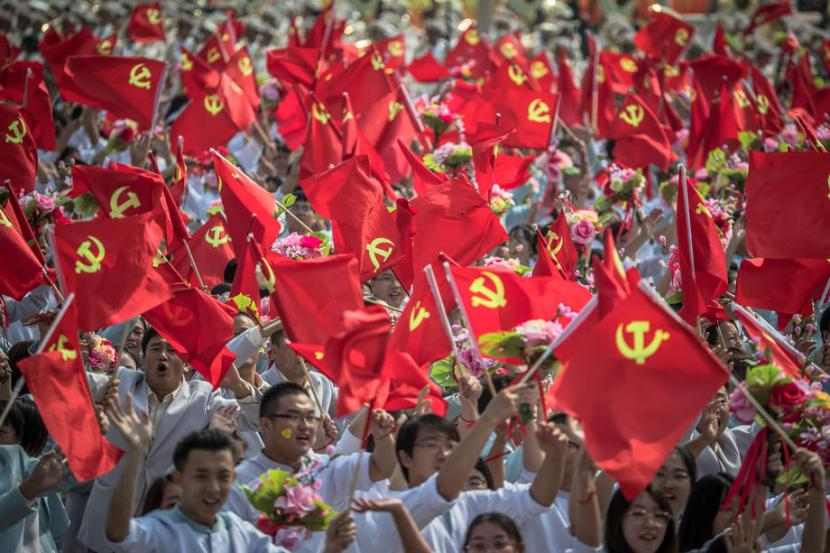 Partai Komunis China. Ilustrasi.