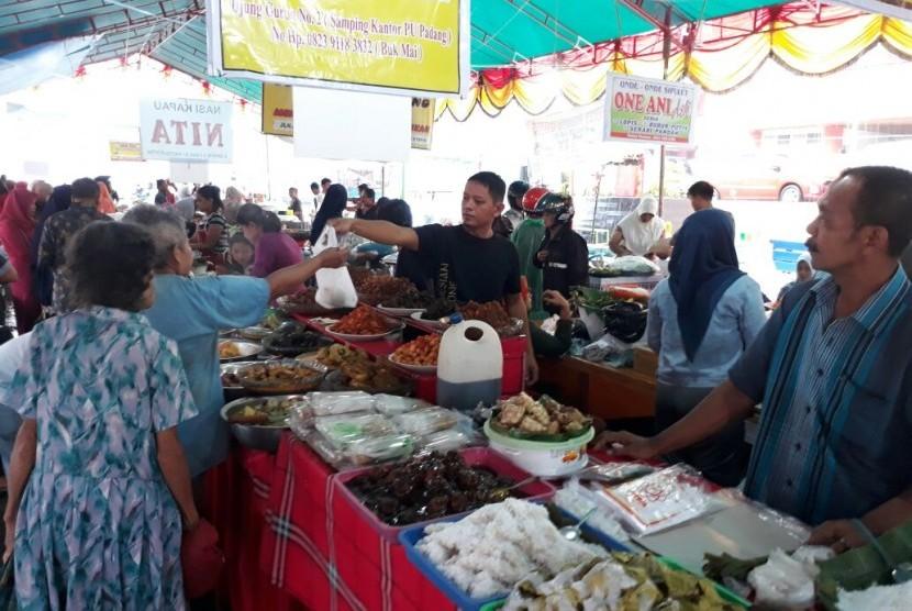 Pedagang di Tasikmalaya Boleh Beroperasi Saat Ramadhan (ilustrasi).