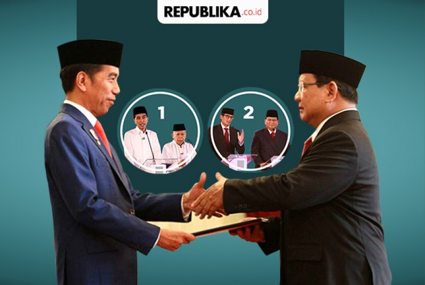 Wacana Jokowi tiga periode menyeruak setelah ada syukuran Jokowi-Prabowo. Namun, Hasil survei Saiful Mujani Research and Consulting (SMRC) menyatakan, 74 persen responden menilai masa jabatan presiden maksimal hanya dua kali periode sesuai ketentuan Undang-Undang Dasar (UUD) 1945 harus dipertahankan.