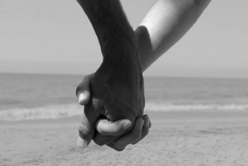 Pasangan Kekasih (ilustrasi)