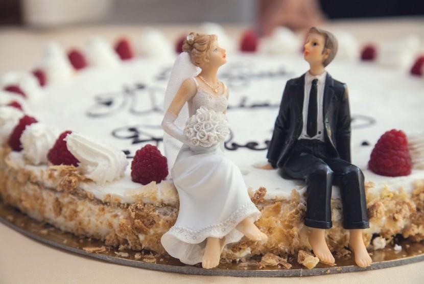 Pasangan suami istri.