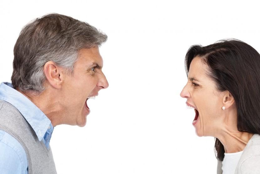 Pasangan yang kurang mendukung akan mengakibatkan sumber stres bagi pasangan lainnya.