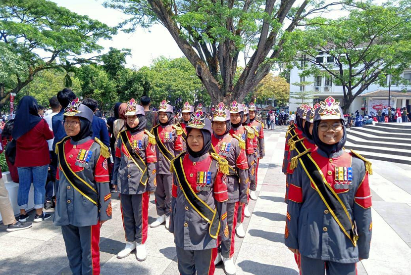 Paspera SMP Juara Bandung raih Juara Utama LKBB.
