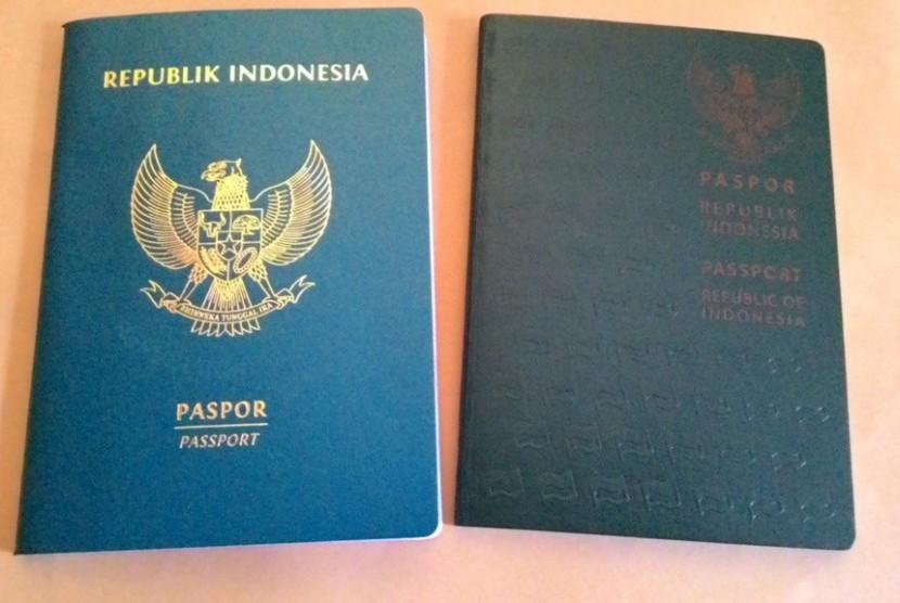 Indonesian passport