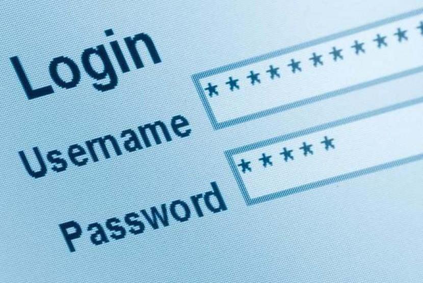 Password (ilustrasi)