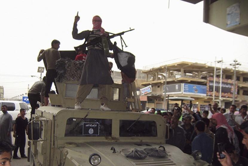Pasukan Alqaeda di Yaman.