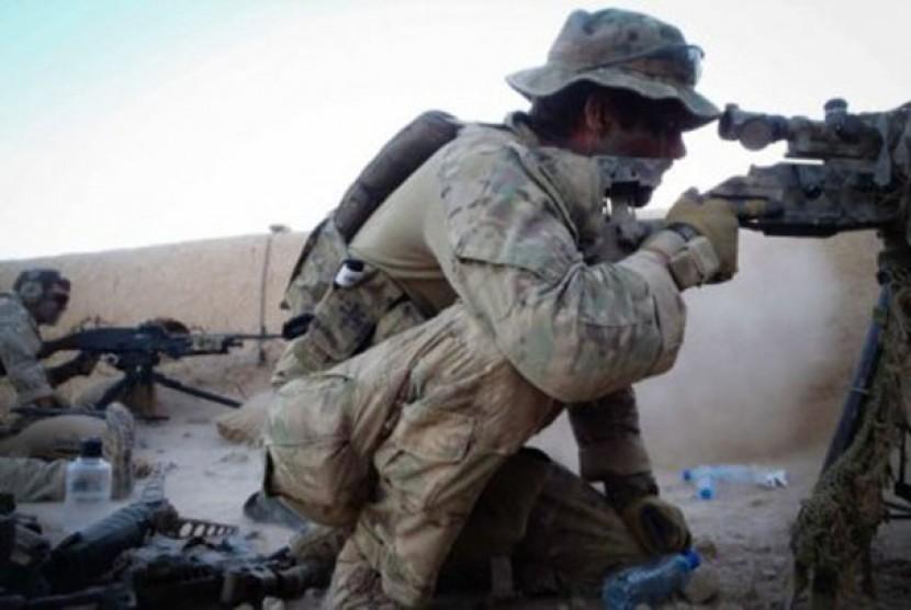 Pasukan Australia di Irak.