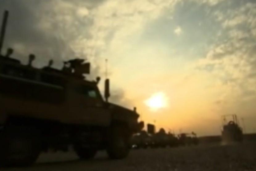 Pasukan ISIS